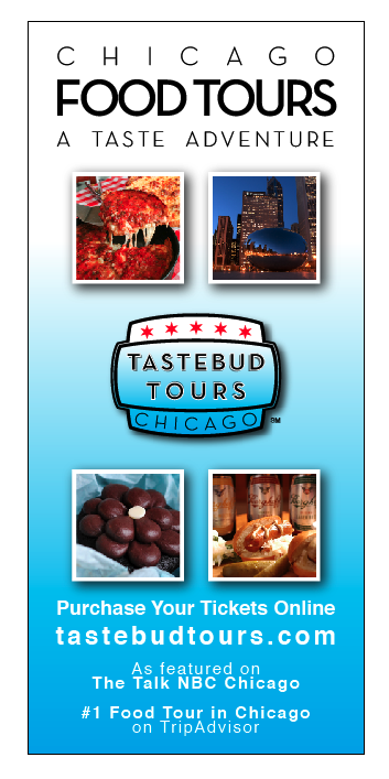 A Tastebud Food Tour